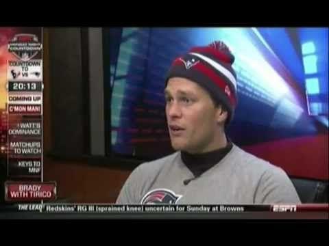 Tom Brady on Peyton Manning Interview