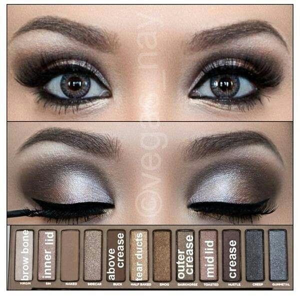 Makeup / step by step / maquillaje por pasos