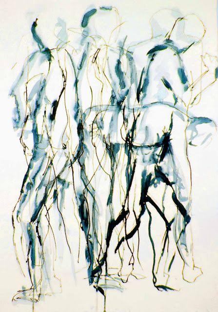 Figure sketch - Pip Pittman