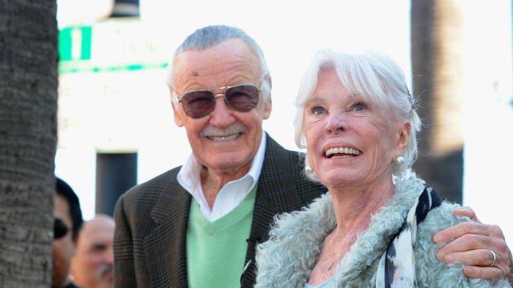 Joan Lee, Wife of Marvel Comics Legend Stan Lee, Dies at 95 #FansnStars