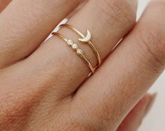 14k Rose Gold Oval Morganite Peach Champagne Beige by ASweetPear