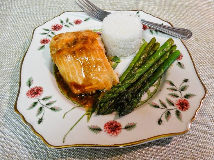 Maple Glazed Salmon | Half Baked Cooks