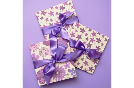 "Коробочка для cd диска ""Фиолет"""