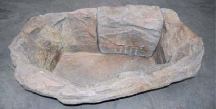Zahradní jezírko AQUA SZUT 160l - imitace kamene