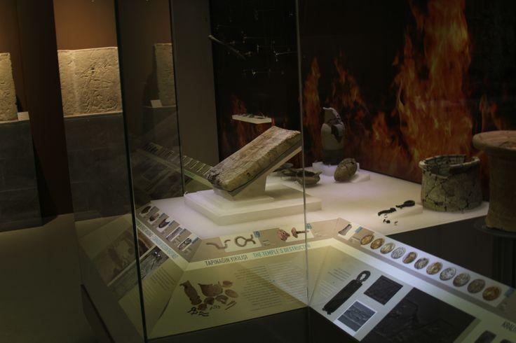 Hatay Archeology Museum - Esarhaddon Succesion Treaty Tablet