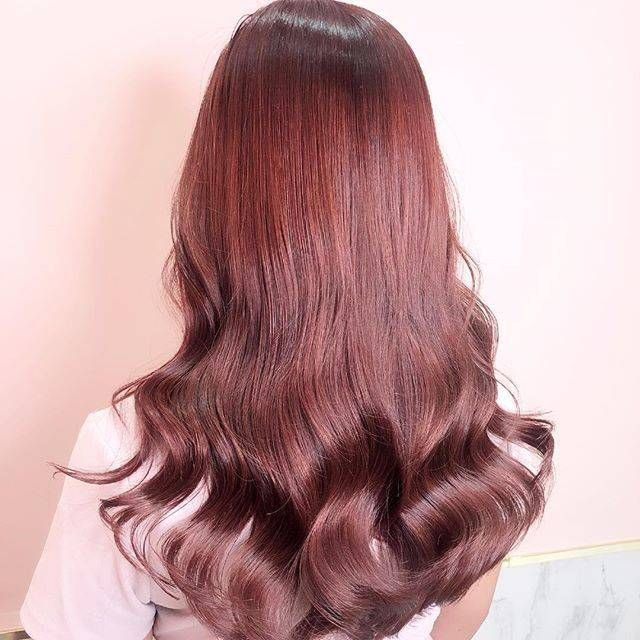 韓国で1番人気の髪の巻き方 ヨシンモリ をマスターしよう 髪の