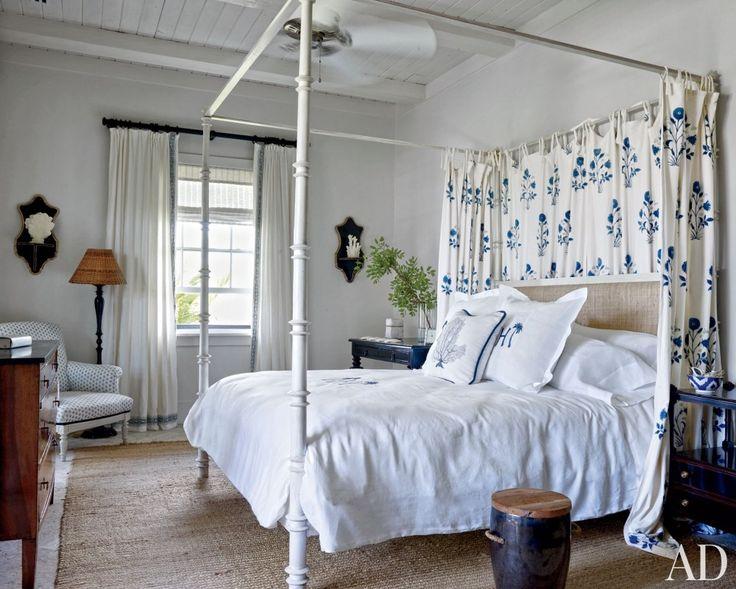 Beach Bedroom | Alessandra Branca