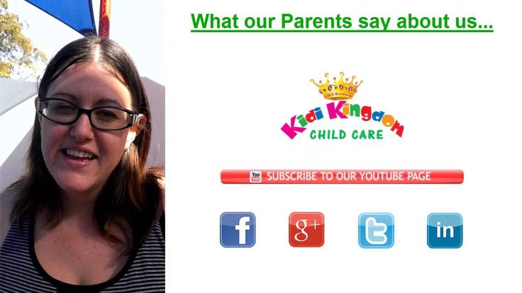 What Our Parents Say About Us - Danika Dwyer Testimonial  #ChildCare #Kindergarten #Children #Child #Kid #Kids #Fun #Happy