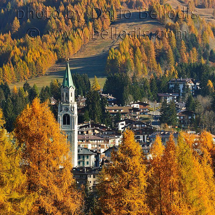 Cortina d'Ampezzo - Dolomiti - Dolomites Unesco – Ph: Dario Bellodis