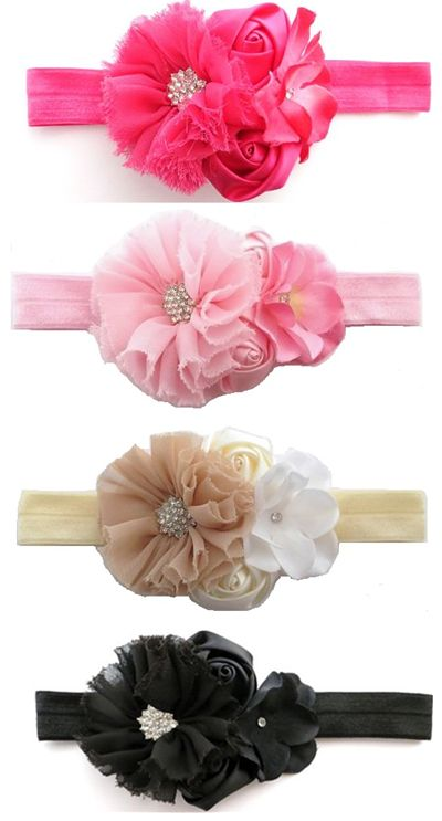 Stunning Layla Boutique Headband Lil Jelly Beans