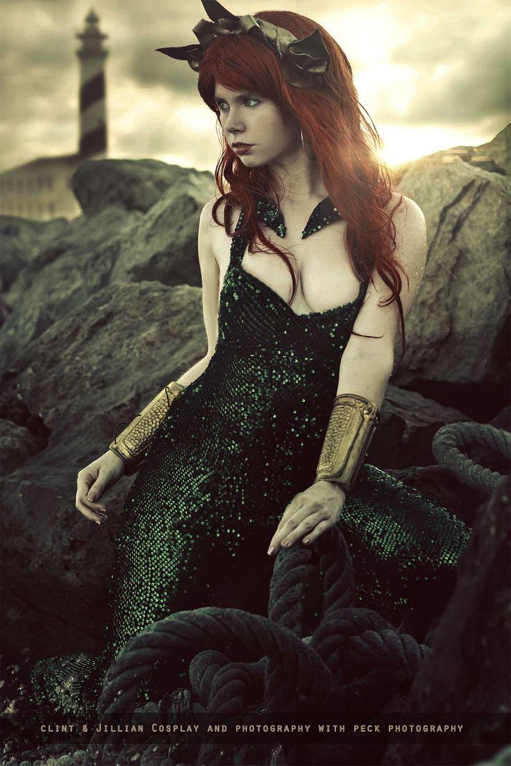 Florencia Sofen as Mera • Aquaman Comics - New 52 DC Comics http://facebook.com/ClintJillianCosplay  PC: Peck Photography