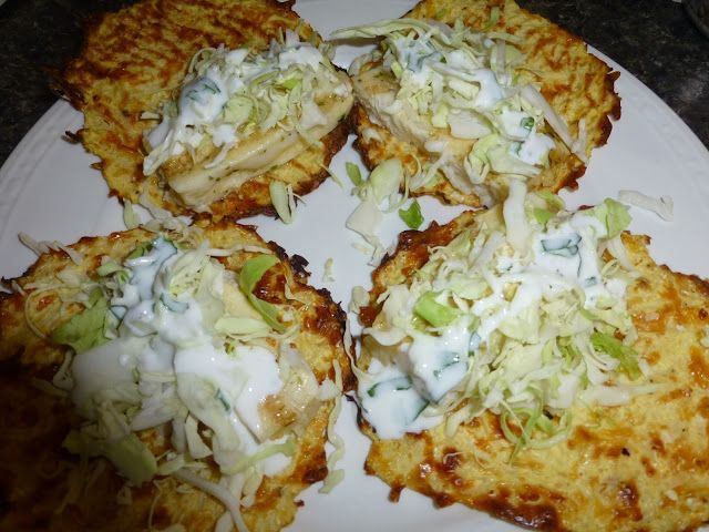 Fish Tacos - Medifast Lean and Green