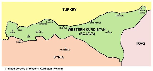 """Dewan Kurdi sepakat minta daerah Federal  Etnis Kurdi menginginkan negara federal di utara Suriah  Dewan Kurdi telah menyetujui denah sistem pemerintahan federal di utara Suriah dan menegaskan rencana pembentukan otonomi di daerah yang mereka kuasai. Rancangan tersebut memuat konstitusi yang disebut dengan """"kontrak sosial"""". Tujuannya adalah memperkokoh pengelolaan daerah otonomi yang mereka bentuk sendiri sejak awal perang 2011 silam. Pemimpin Kurdi menegaskan mereka tidak berencana membuat…"""