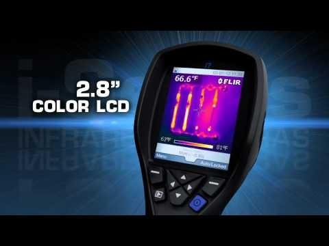 FLIR i-Series Demo -- Professional Equipment
