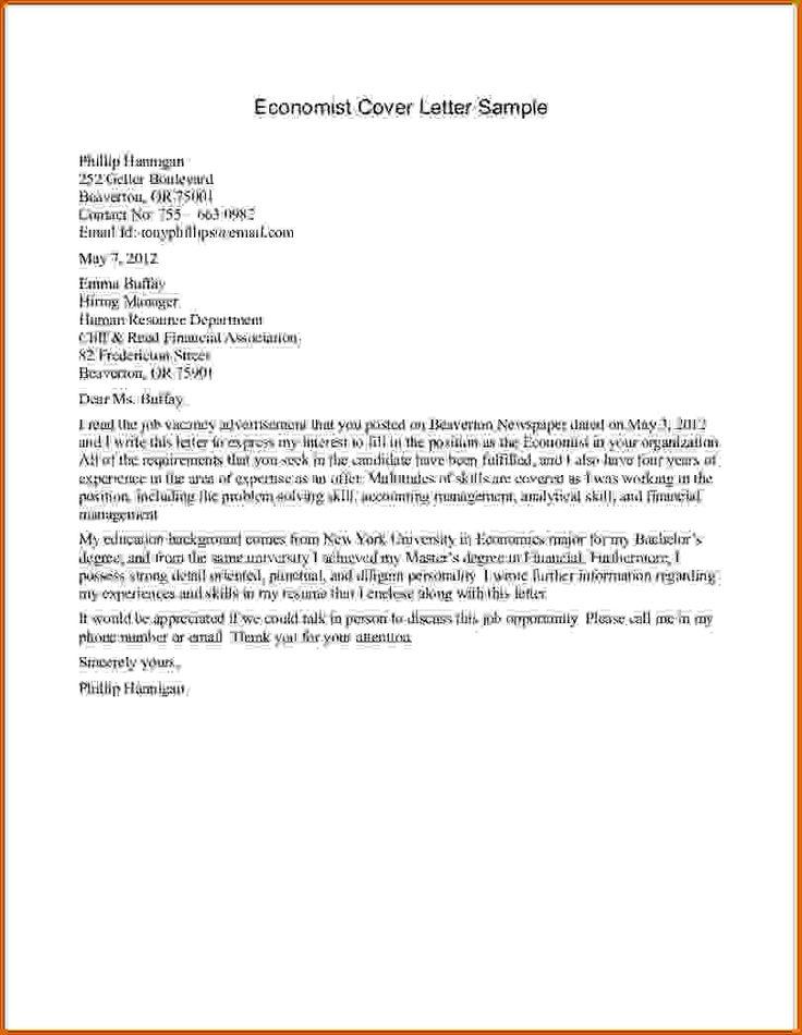 13 best cover letters images on Pinterest Cover letter sample - copy covering letter format for german visa