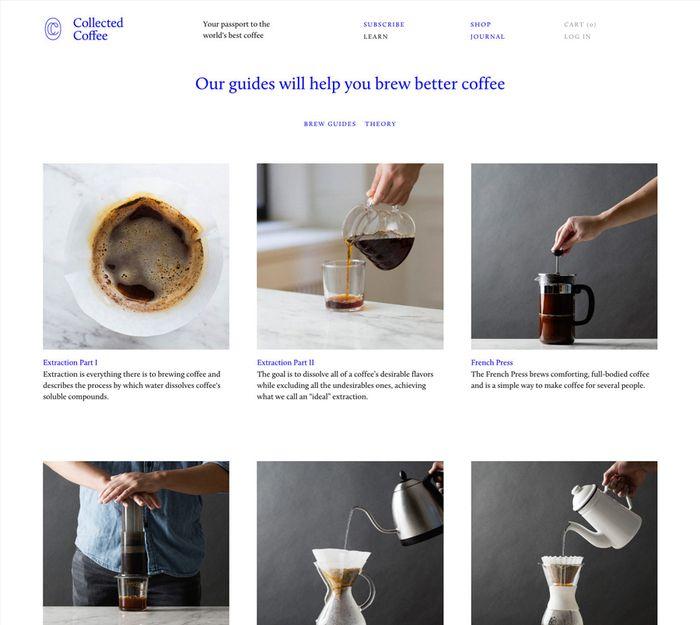 03-Collected-Coffee-Branding-Website-Fivethousand-Fingers-BPO.jpg