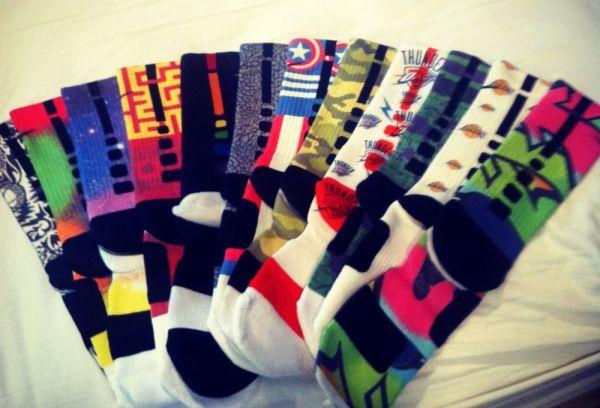 Nike elite socks custom dyed want nike socks for the kids for Custom elite