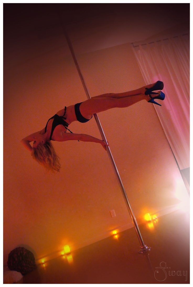 Pole Dancing @ Entangle & Sway Pole Dance Fitness Studio
