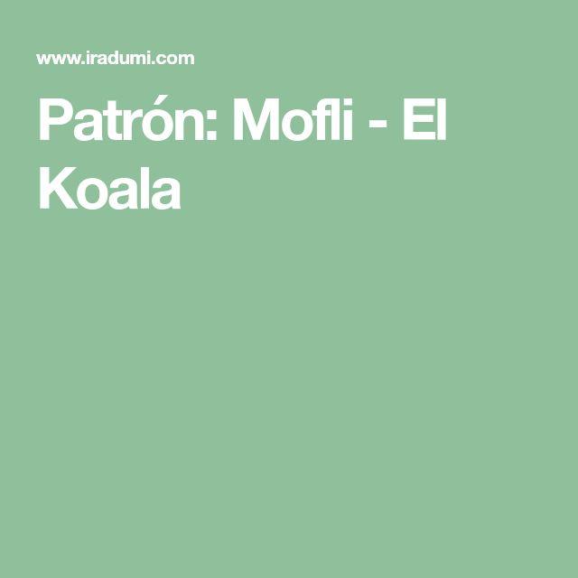 Patrón: Mofli - El Koala