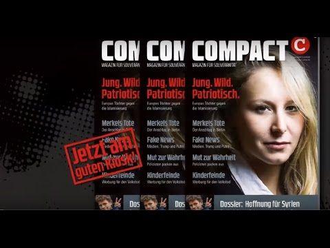 Diskussion zum COMPACT 2/2017: Jung. Wild. Patriotisch.