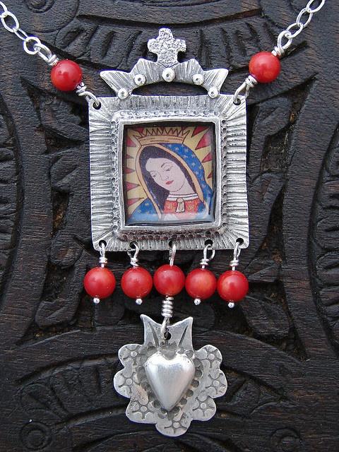 "Nicho ""Virgen de Guadalupe"""