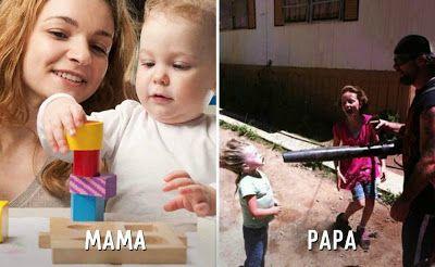 Criar a un hijo no es fácil, y la tarea se pone mucho más difícil cuando los tiene que atender el papá, regularmente las mamás son más orden...