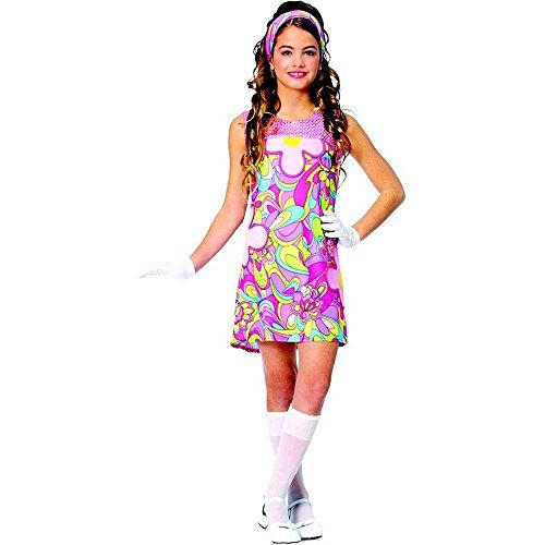 Kids Girls Costume 60s 70s Groovy Girl Dress Outfit M Girls Medium (US size 8-10) Franco American Novelty Company http://www.amazon.com/dp/B003XX52TU/ref=cm_sw_r_pi_dp_d5MUub15ANMVT