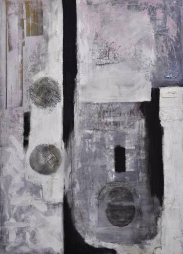 """Saatchi Art Artist Anita Owsianna; Painting, """"Transition 5"""" #art"""