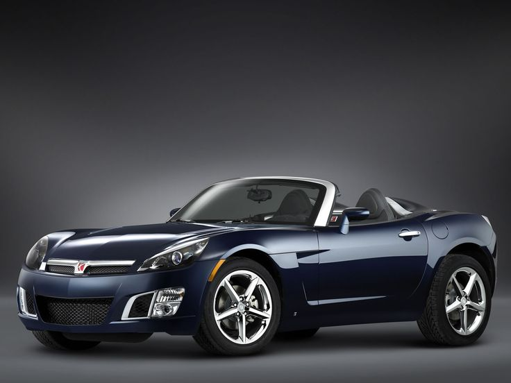Saturn Sky. I wish they were still in business