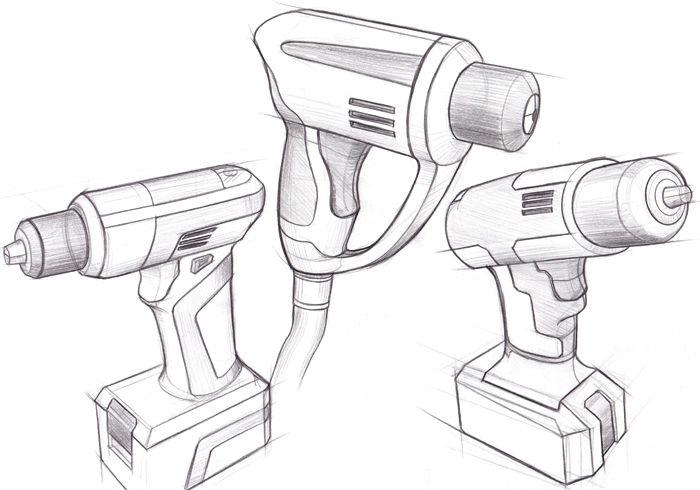 Daily Sketching by Chris Murray at Coroflot.com