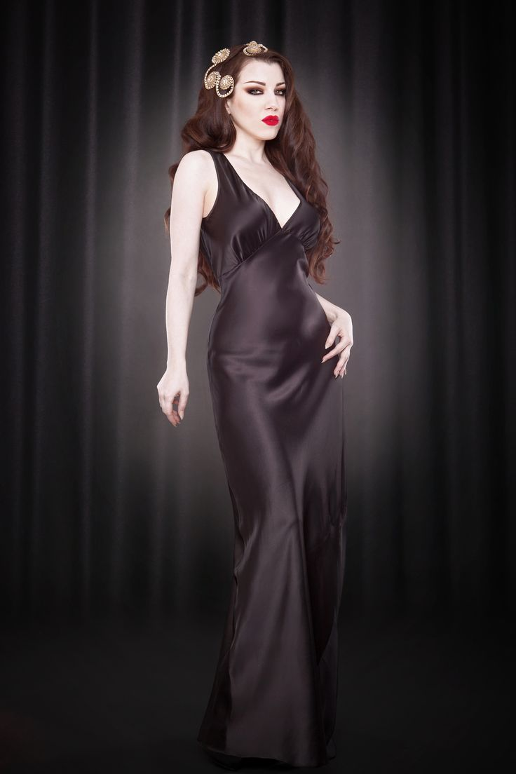 Leonie Gown | Kiss Me Deadly