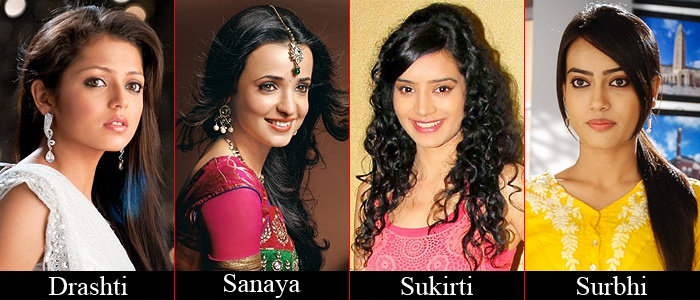 Drashti Dhami, Sanaya Irani, Sukirti Kandpal or Surbhi Jyoti, who is the best TV sweetheart?