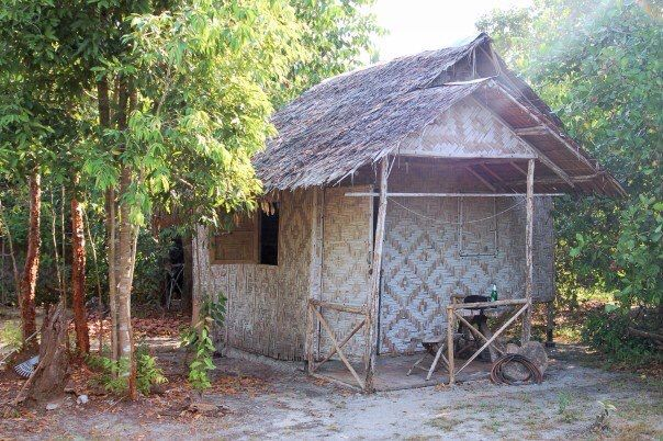One of the coolest places I've stayed in, rustic, affordable, breezy and quaint - Laughing Gecko , Ao Nang, Thailand