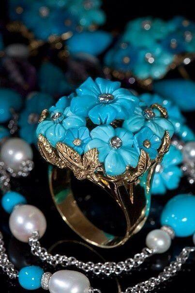 aquamarine by Olesya Bond