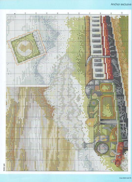 Gallery.ru / Фото #5 - Cross Stitch Gold 66 - tymannost