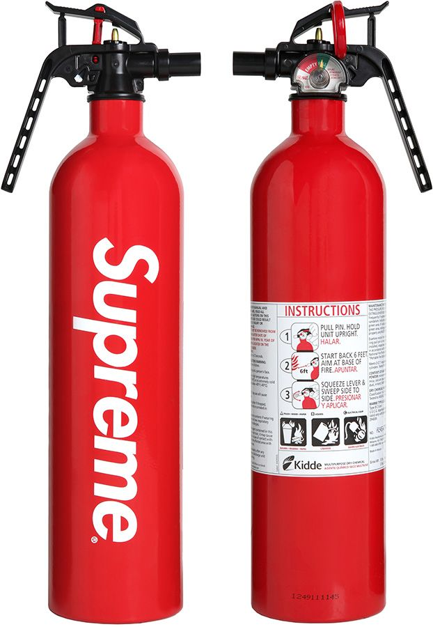 Supreme Supreme/Kidde® Fire Extinguisher