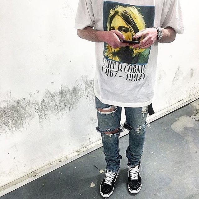 3af958a3bd Rp    benhenry7 with the Kurt tribute tee