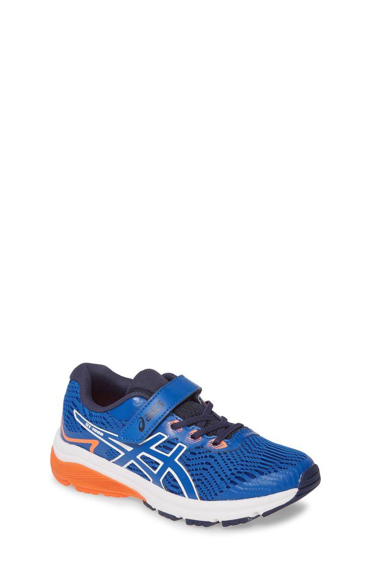 Boy's Asics Gt 1000 7 Running Shoe, Size 3 M Purple