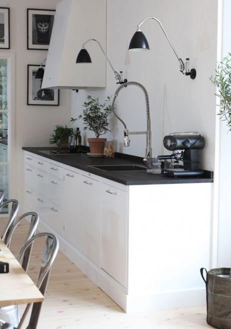 studio karin: kitchen vintage modern mix, bestlite
