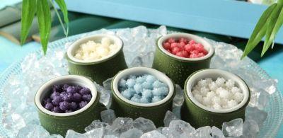 #涼竹糖( #りょうちくとう) #残暑見舞い に #京都 の #由緒正しき #金平糖 #Japan #Kyoto