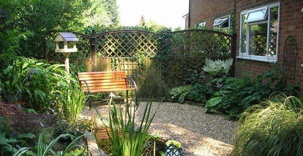 Guia de jardin jardines con grava todo natural - Gravas para jardin ...