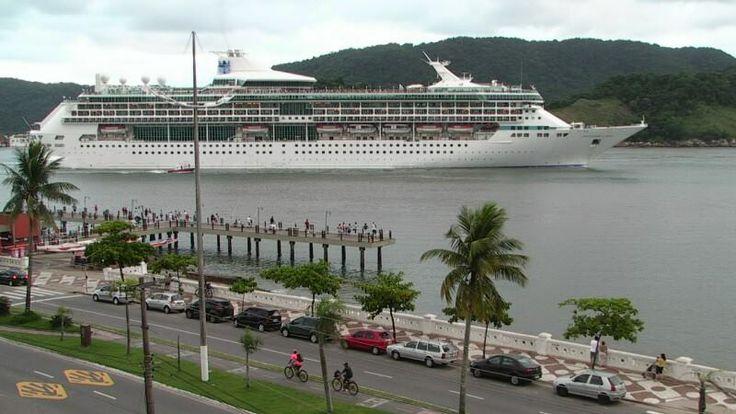 Ponta da Praia -Santos