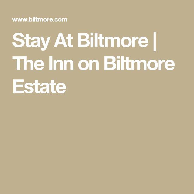 Best Hotels Near Biltmore Estate