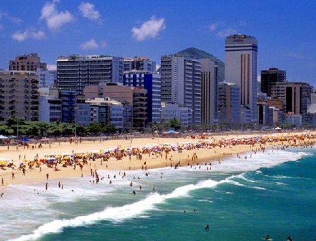 Costa da Caparica near Lisbon for swimming and surfing