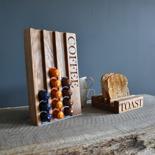 Coffee Pod Rack
