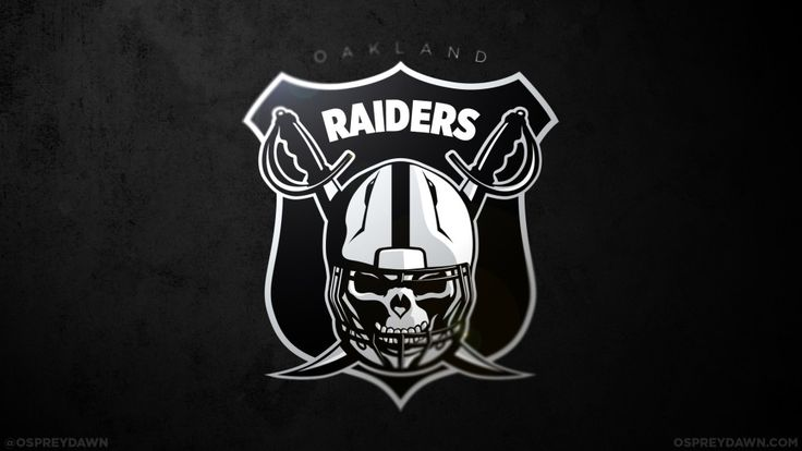Oakland Raiders Logo HD Wallpaper 1080p Oakland raiders