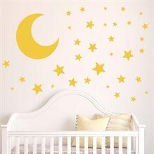 Wallsticker Stjernehimmel