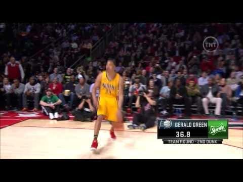 NBA Sprite Slam Dunk Contest 2013 - Part 2 HD  *Terrance Ross* Winner