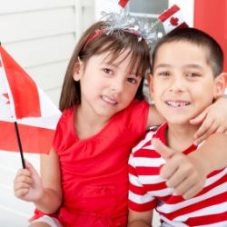 8 Canada Day crafts