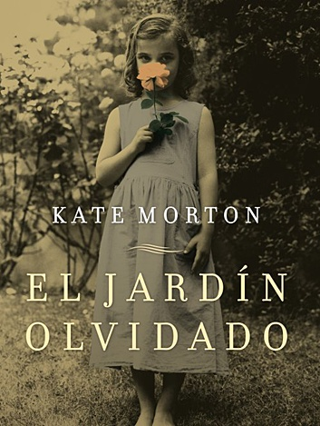 El jardín olvidado de Kate Morton, lectura de estas vacaciones de verano